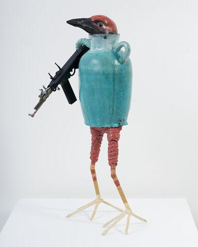 Ravi Zupa, 'New York Birdpot Creature 10', 2019
