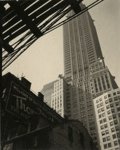 Ira Martin, 'A Century of Architecture at 3rd and 43rd', 1935