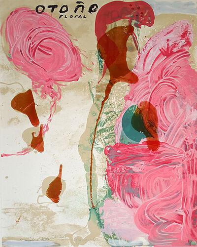 Julian Schnabel, 'Otono Floral', 1995