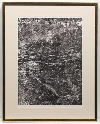 Jean Dubuffet, 'Le vent et l'eau', 1959