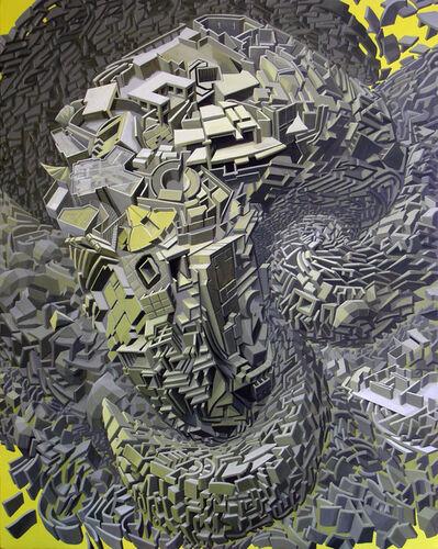 Hyosook Kim, 'City-Brain', 2009