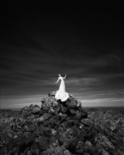 Tyler Shields, 'On Top Of The World II', 2021