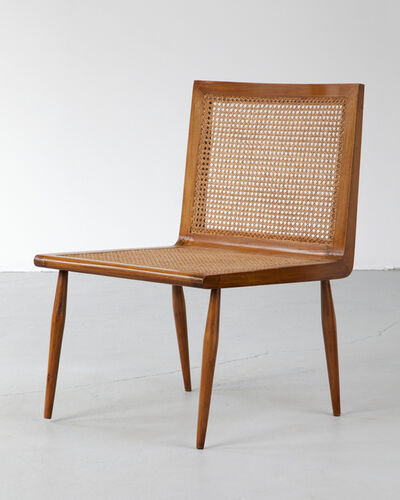 "Joaquim Tenreiro, '""Low bedroom chair""', 1950s"