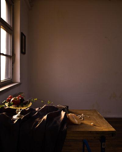 Carina Linge, 'Der Perlenohrring', 2014