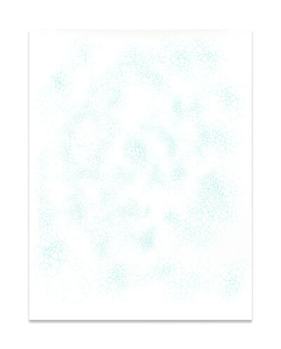 Franziska Furter, 'Vision Cloud / Lines', 2016