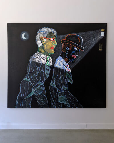Carmen Cicero, 'The Prowlers', 1998