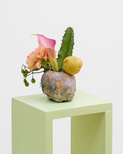 Emilia Bergmark, 'Abstract Container (You fuck me so good)', 2019