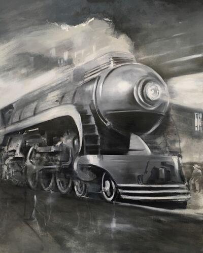Gregg Chadwick, 'Night Train (The Tennessean)', 2016