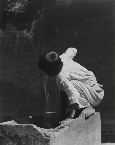 Manuel Álvarez Bravo, 'Sed publica', 1933-1934
