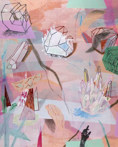 Alice Browne, ' Kiosk  [SiO2]', 2018
