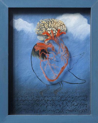 """Katayoun Rouhi, 'Language des oiseaux """"L'Etonnement""""', 2014"""