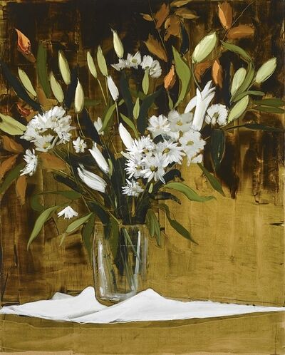 Martin Mooney, 'White Lillies', 2019