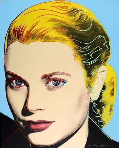 Andy Warhol, 'Grace Kelly II.305', 1984