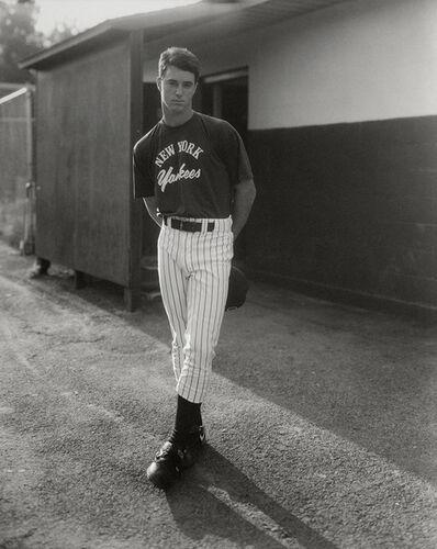 Andrea Modica, 'Keith Garagozzo, Oneonta Yankees, 1991', 1991