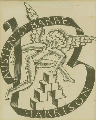 Eric Gill, 'Austen St Barbe Harrison', 1935