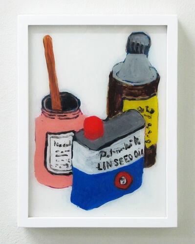 Rose Eken, 'Linseed Oil And Turbs', 2016