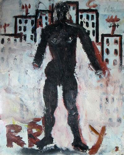 Jeffar Khaldi, 'Untitled', 1995
