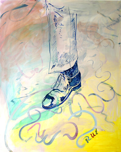 Francesc Ruiz Abad, 'TO STEP', 2018