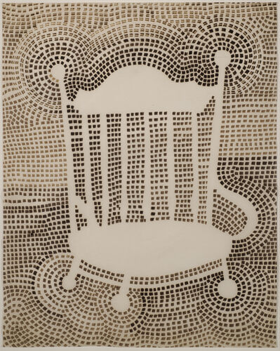 Ruth Asawa, 'Chair with Six Bars # 2', 1959