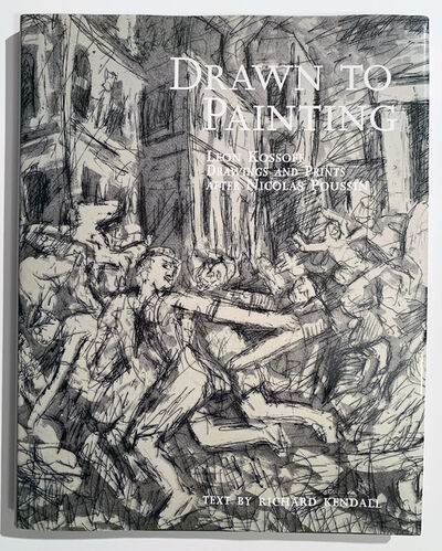 Leon Kossoff, 'Drawn to Painting, Leon Kossoff, Drawings and Prints after Nicolas Poussin', 2000