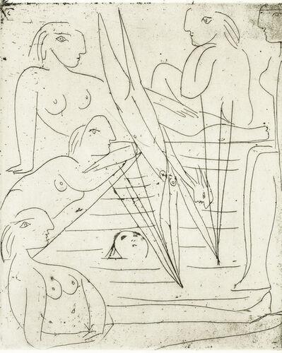 Pablo Picasso, 'La Baignade', 1932