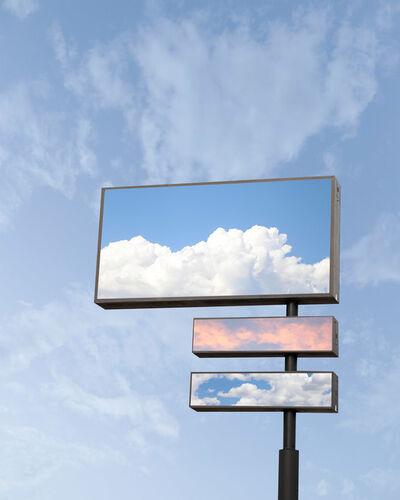 Laura Hendricks, 'Mostly Blue Skies'