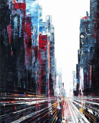 Henri Dulm, 'Marcanterra Avenue', 2018