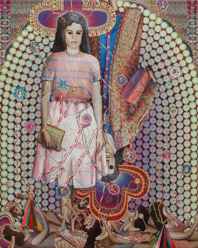 Asad Faulwell, 'Les Femmes D'Alger #70', 2016