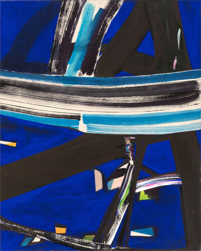 Laura Newman, 'Topspin', 2016