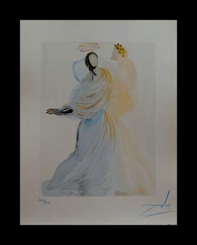 Salvador Dalí, 'Divine Comedy Heaven Canto 18', ca. 1960