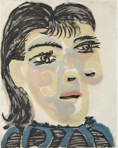 Pablo Picasso, 'Tête de femme n°2, Dora Maar', 1939