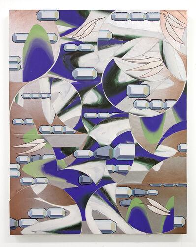 Vivien Zhang, 'Shuffle Tessellation', 2019