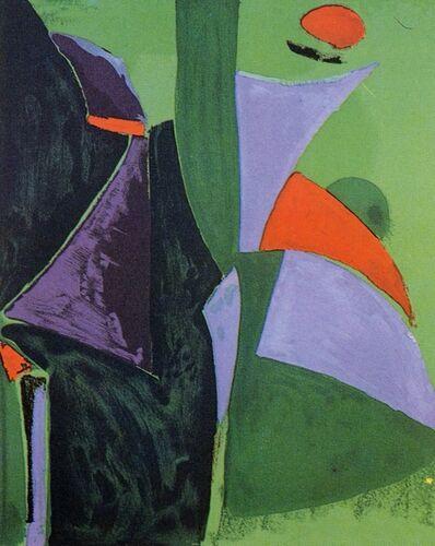 Marino Marini, 'L'immaginazione', 1966-1978