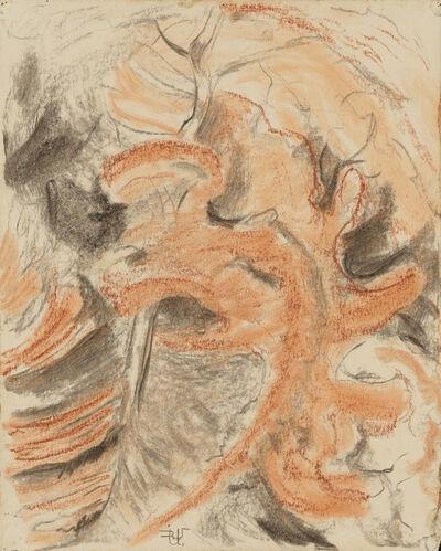 Rudolf Urech-Seon, 'Abstrakter Wald', n.d.