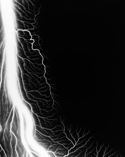 Hiroshi Sugimoto, 'Lightning Field 216', 2009