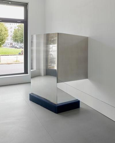 Nairy Baghramian, 'Große Klappe 1,2,3 (Ecksteher)', 2008