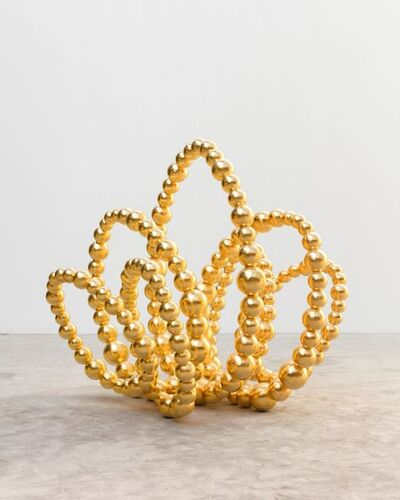 Jean-Michel Othoniel, 'Lotus Or', 2018