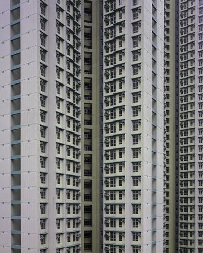 Michael Wolf (b. 1954), 'Architecture of Density 59', (1954-2019)