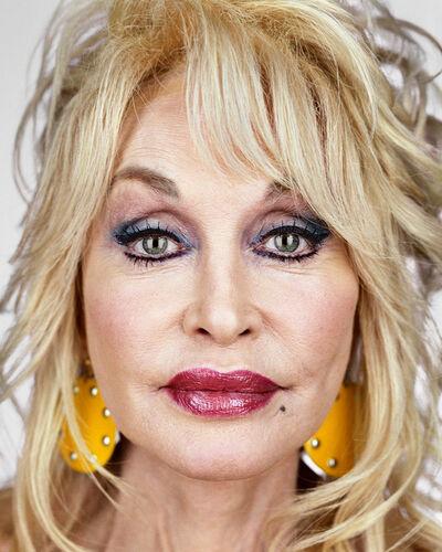 Martin Schoeller, 'Dolly Parton', 2015