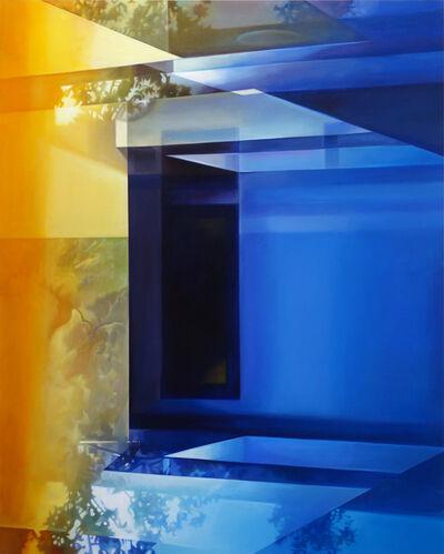 Patti Oleon, 'LA Apartment Lobby Double-inverted', 2019