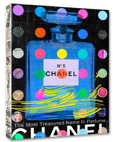 Nelson De La Nuez, 'Chanel Black', 2015