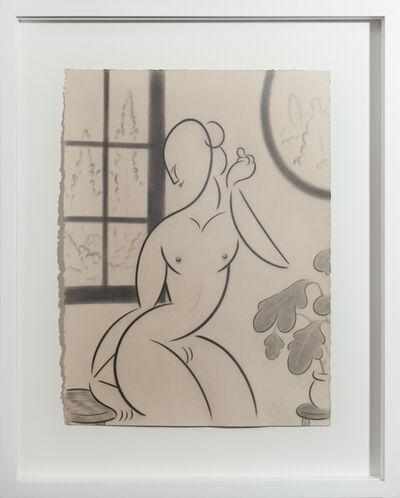 Koak, 'Restful Nude', 2018