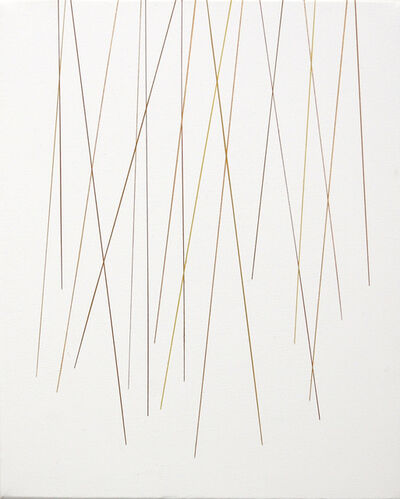 Valdirlei Dias Nunes, 'Untitled (Barras Metálicas Suspensas)', 2018