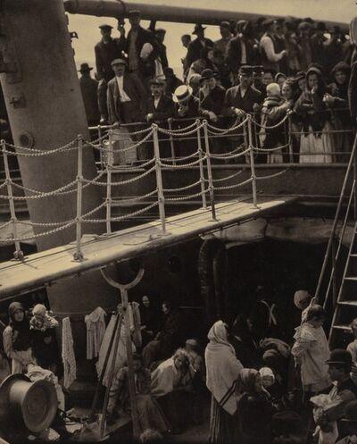 Alfred Stieglitz, 'The Steerage'