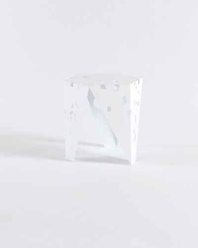 Aranda\Lasch, Matthew Ritchie, 'FDA Stool (White)', 2014