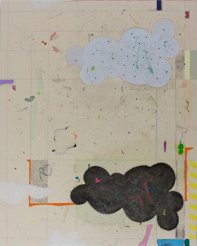 Philip Mentzingen, 'Cloud under a cloud', 2018