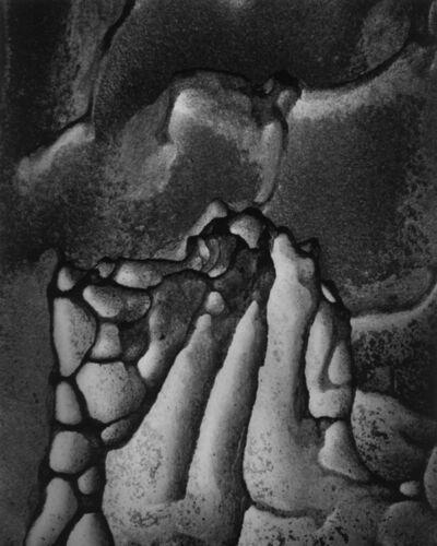Wynn Bullock, 'Rock', 1970