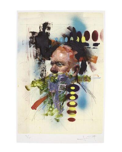 John Wentz, 'Chromatic Study No. 1', 2016