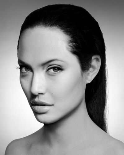 Zhang Wei (b. 1977), 'Angelina Jolie', 2013
