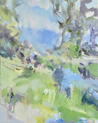 Susan McAlister, 'Wading', 2019